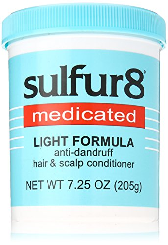 Sulfur8 Medicated Light Formula Anti-Dandruff Conditioner, 7.25 Ounce