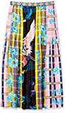 Johnny Was Women's Silk Printed Maxi Skirt, Multi, L