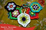 Mandala Christmas decoration (English Edition)