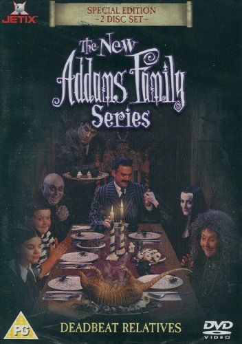 New Addams Family Double Disc