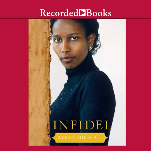 Infidel audiobook cover art