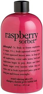 Philosophy Raspberry Sorbet Shampoo, Bath and Shower Gel 480ml