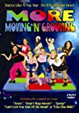 More Moving 'N' Grooving - Dance, Fun & Fitness for Kids - 'Dance like a pop star and we will teach you how' [DVD]