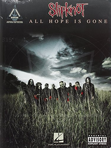 Slipknot: All Hope Is Gone (Guitar Recorded Versions)