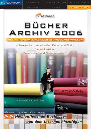 Bücher Archiv 2006 [Importación alemana]
