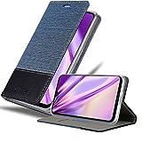 Cadorabo Hülle für Motorola Moto G7 / G7 Plus in DUNKEL