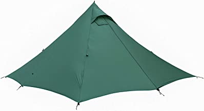OneTigris Black Orca Wild Haven Teepee Hot Tent for Double