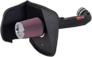 K&N Cold Air Intake Kit: High Performance, Guaranteed to Increase Horsepower:  2003-2004 TOYOTA (Tundra)63-1058