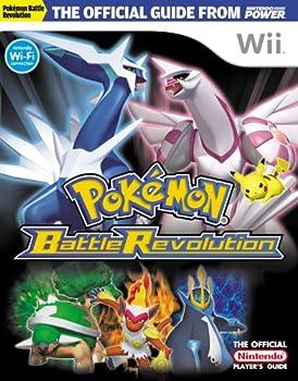 Official Nintendo Pokemon Battle Revolution Player's Guide 1598120212 Book Cover