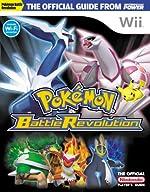 Official Nintendo Pokemon Battle Revolution Player's Guide de Nintendo Power