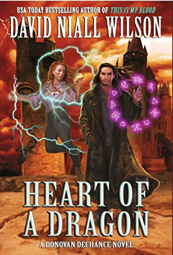 Amazon.com: Heart of a Dragon: The DeChance Chronicles Volume One ...