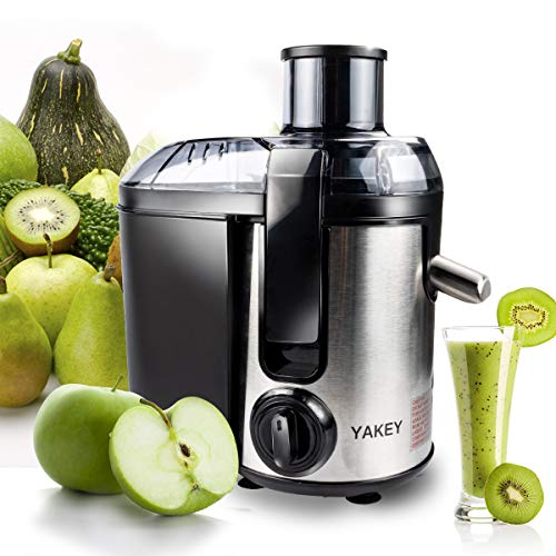 Juicer Machines, Centrifugal Juicer Machines for Vegetables and Fruits, Compact...