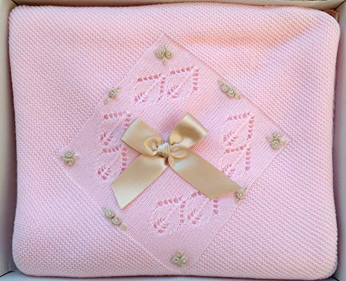 HC Enterprise,Toquilla para bebé,color rosa