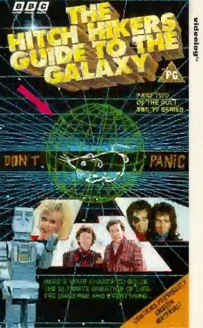The Hitch Hiker's Guide To The Galaxy - Part 2 (englisch)