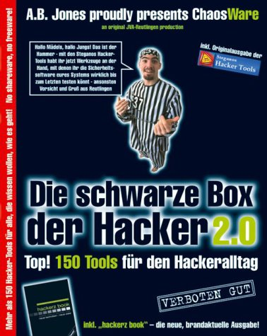 Preisvergleich Produktbild Die schwarze Box der Hacker 2.0