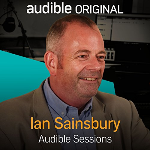 Ian Sainsbury audiobook cover art