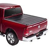 BAK BAKFlip F1 Hard Folding Truck Bed Tonneau Cover   772203   Fits 2002-2018, 2019-21 Classic Dodge Ram 1500, 2003-21 2500/3500 6' 6' Bed (78')