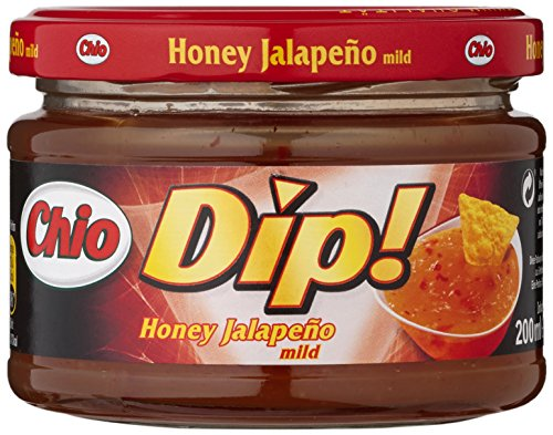 Chio Dip Honey Jalapeno mild 200 ml, 6er Pack (6 x 100 g)