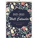 "YUFER September 2021 to March 2023 12""x17"" Wall Calendar"
