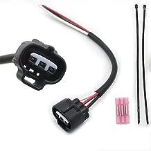 Motoparty TPS Sensor Harness Repair Kit For ATV Polaris Ranger RZR Snowmobiles Sportsman 500 550 570 800 Throttle Wire Position Sensor Pigtail Harness,2878498
