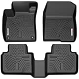 YITAMOTOR Floor Mats Compatible with Honda Accord, Custom Fit Floor Liners for 2018-2020 Honda Accord, 1st & 2nd Row All Weather Protection