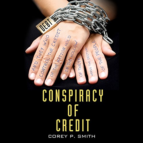 Conspiracy of Credit cover art