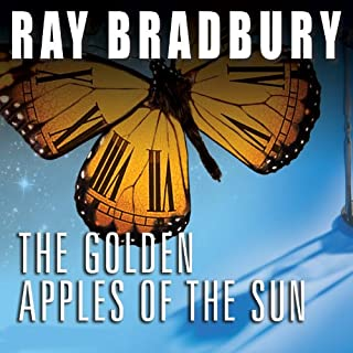 The Golden Apples of the Sun audiobook cover art