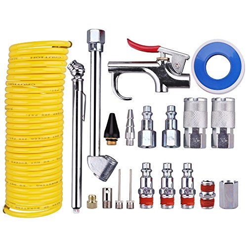 Best air compressor hose kit