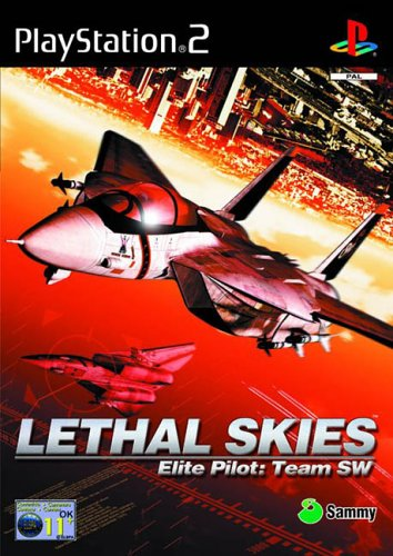 Lethal Skies: Elite Pilot: Team SW - PS2
