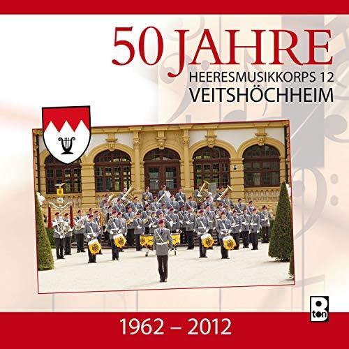 Heeresmusikkorps 12 Veitshöchheim & Burkard Zenglein