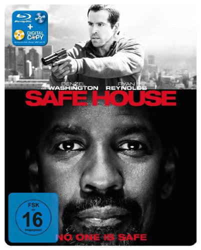 Safe House (Steelbook) [Blu-ray] [Limited Edition]