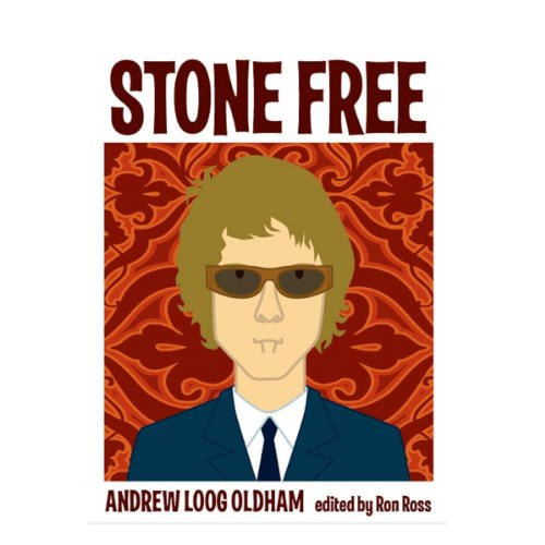 Stone Free audiobook cover art