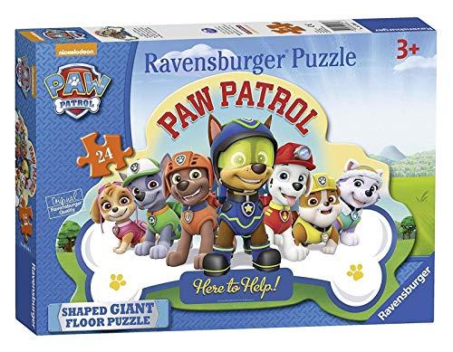 Ravensburger UK 5536 Paw Patrol GIANT vorm puzzel
