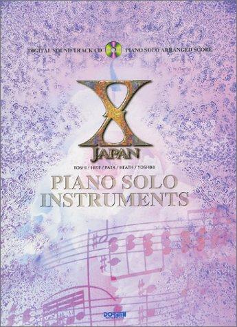 X JAPAN/ピアノインストゥルメンツの詳細を見る