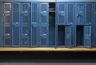 locker room photography
