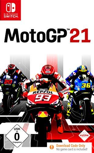 MotoGP 21 (Code in a Box) - Nintendo Switch [Edizione: Germania]