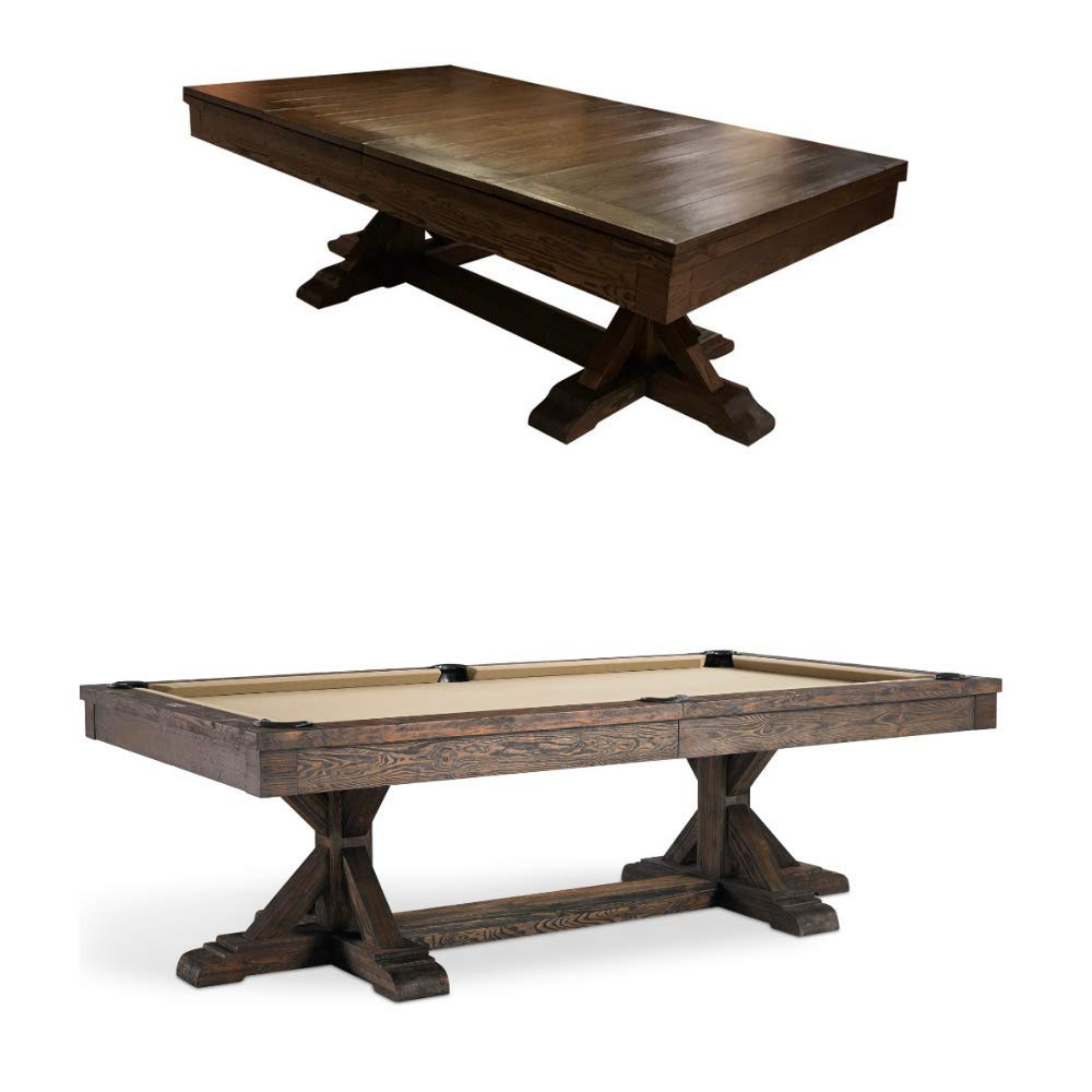 Plank Hide Thomas Table Dining