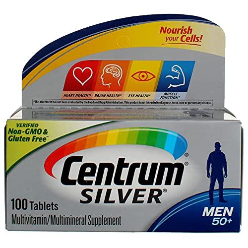 Centrum Silver Men's 50+ Tablets 10…