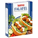 Telma, Falafel Snack Mix, 6.35-Ounce Boxes (Pack of 12)
