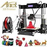 Poncherish A8 Impresora 3D Apoyo la diversidad de material Tamaño de Impresión Grande 220 *...