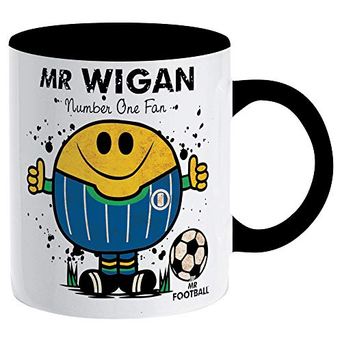 Mr Wigan Mug