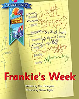 Frankie's Week: A Storylands, Larkin Street Book by [Lisa Thompson, Reading Eggs, Deane Taylor]