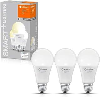 LEDVANCE Lampa LED   Trzonek: E27   Ciepły biały   2700 K   14 W   SMART+ WiFi Classic Dimmable [Klasa efektywności energe...
