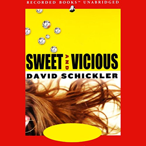Sweet and Vicious audiobook cover art