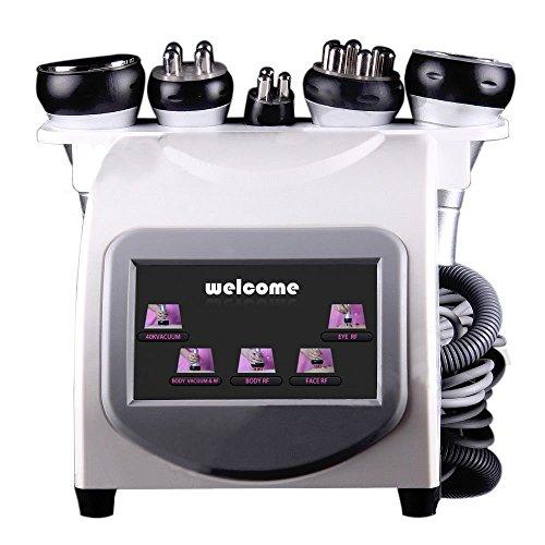 Gizmo Supply Portable 5 in 1 Ultrasonic Cavitation Machine