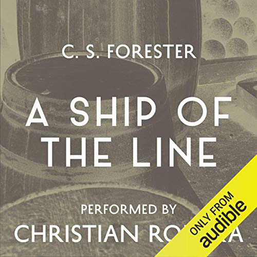 Couverture de A Ship of the Line