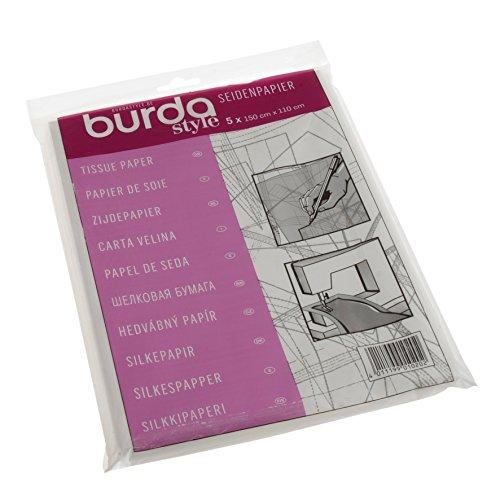 Burda style Seidenpapier