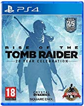 Rise of the Tomb Raider PlayStation 4 by Crystal Dynamics