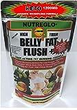 NUTREGLO HIGH FIBER BELLY FAT FLUSH+