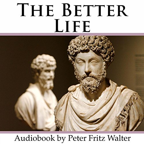 The Better Life audiobook cover art